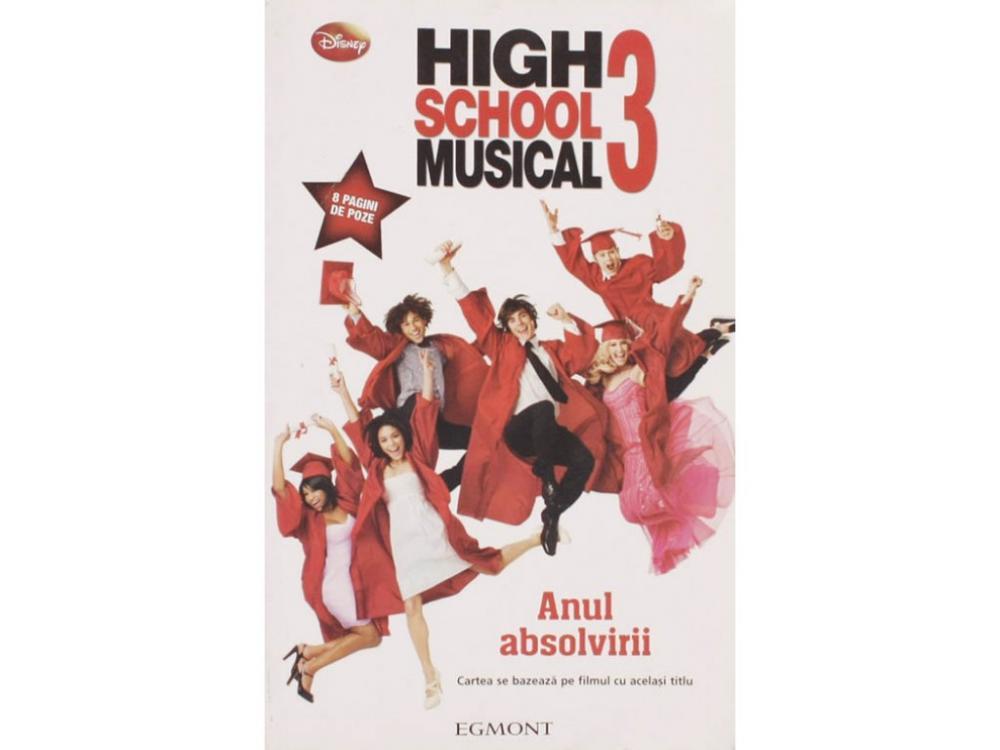 HIGH SCHOOL MUSICAL 3- ANUL ABSOLVIRII - REED