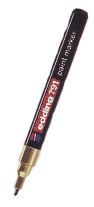 Paint marker edding 791 rosu