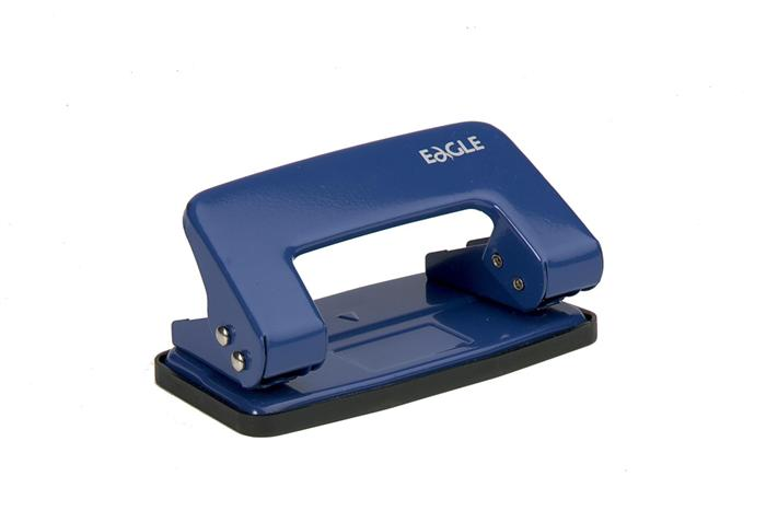 zzPerforator EAGLE 709 negru, max. 8 coli