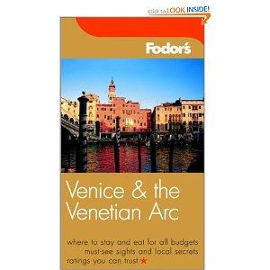 Gold giude venice and the venetian arc