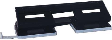 Perforator EAGLE 9401 negru,4 gauri,10 coli