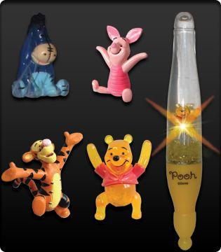 Pix cu lichid,Winnie