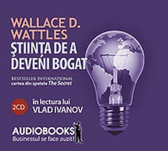 STIINTA DE A DEVENI BOGAT AUDIOBOOK