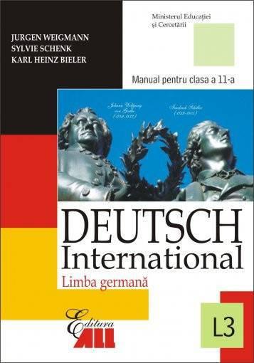 LIMBA GERMANA L3 CL 11