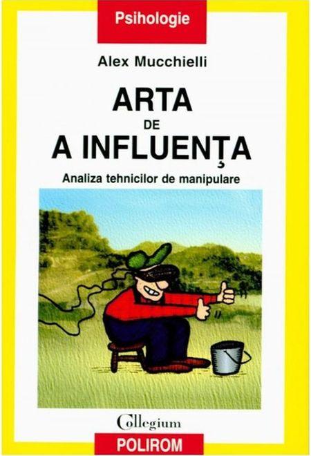 ARTA DE A INFLUENTA