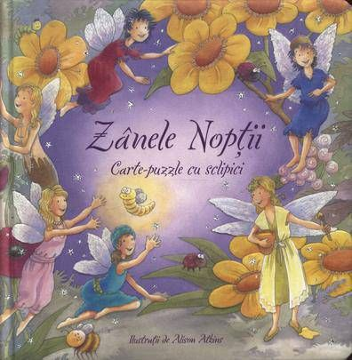 Carte puzzle - zanele noptii