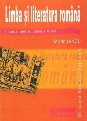 ROMANA CLASA 8 - M.IANCU