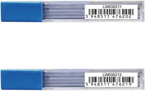 Mine creion mecanic, 0.7 mm, 12 buc/set