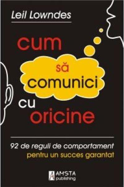 CUM SA COMUNICI CU ORICINE