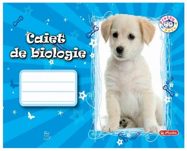 Caiet biologie,24file,Pretty Pets