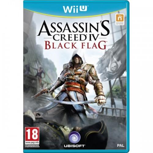 AC4 BLACK FLAG D1 EDITION - WIIU