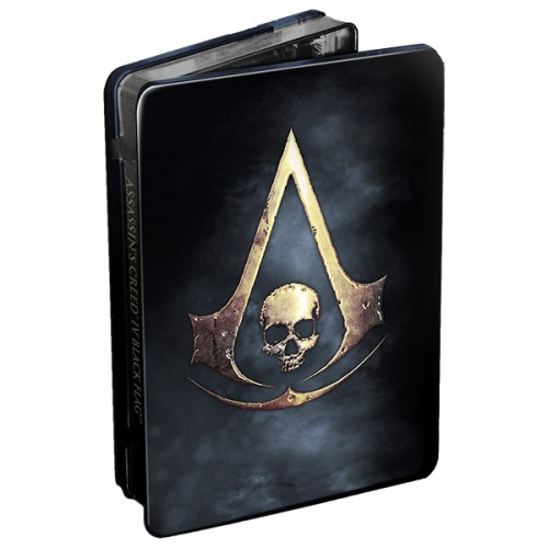 AC4 BLACK FLAG SKULL EDITION - PS3