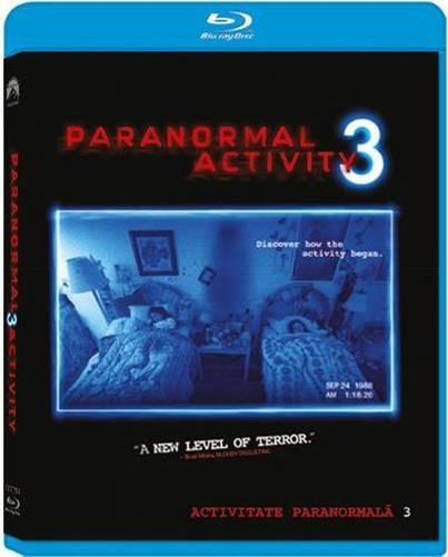 PARANORMAL ACTIVITY 3-ACTIVITATE BR