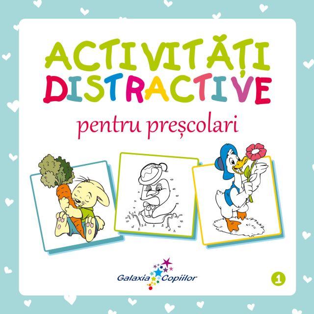 ACTIVITATI DISTRACTIVE PENTRU PRESCOLARI 1
