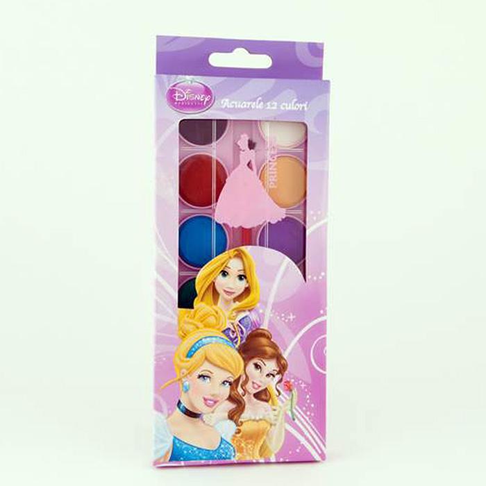 Acuarele 12 culori, Princess
