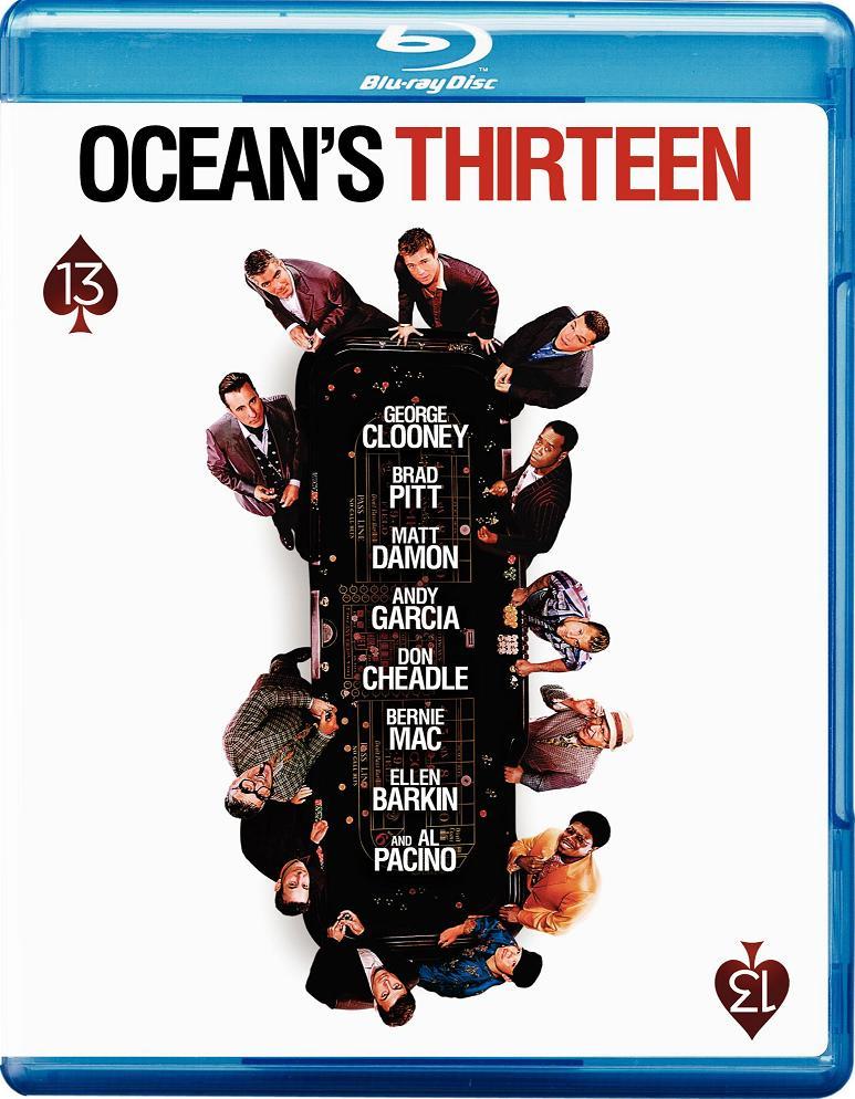 ACUM SUNT 13 (BR) OCEANS THIRTEEN (BR)