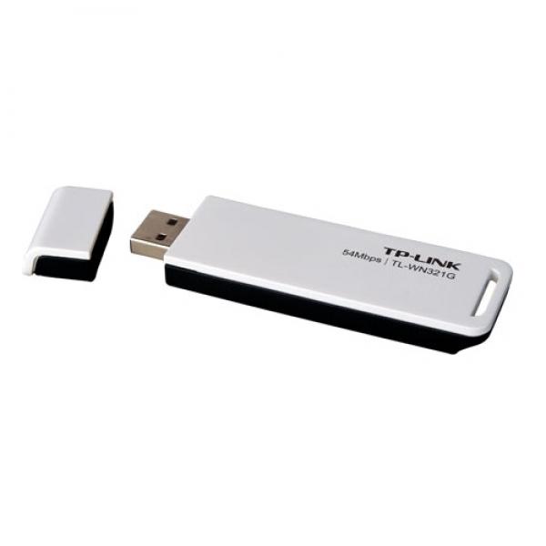 Adaptor Wireless TP- Link TL-WN321G USB