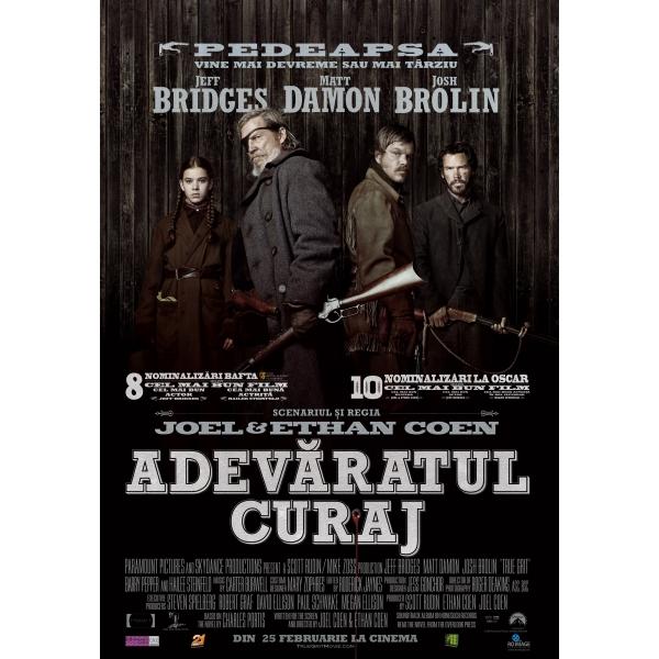 ADEVARATUL CURAJ - TRUE GRIT (2010)