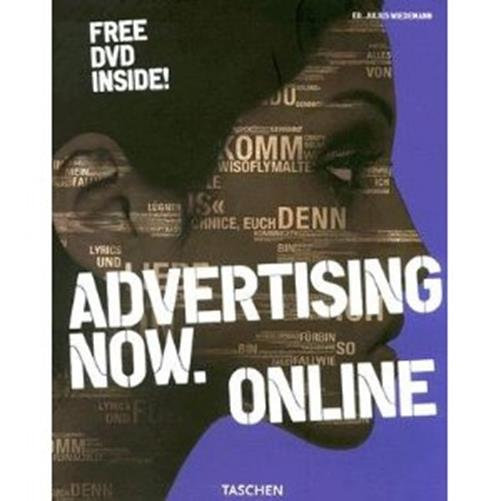 Advertising Now ! Online (Free Dvd Inside !), Wiedemann