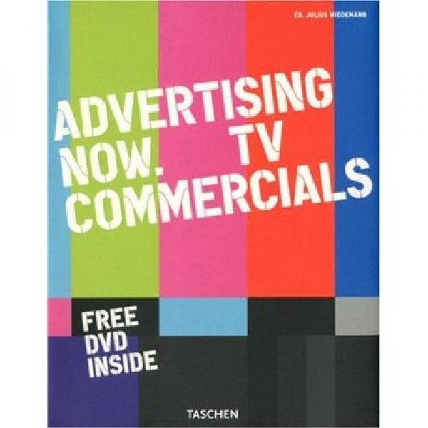 Advertising Now!: TV...