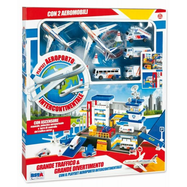 Aeroport international,Rstoys