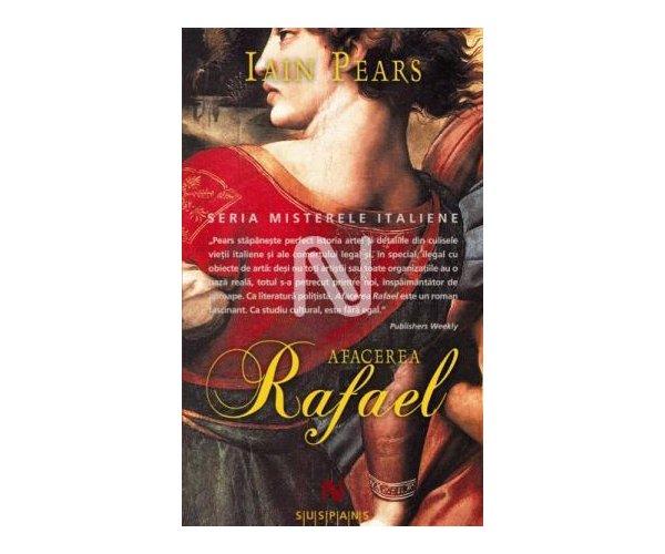 Afacerea Rafael, Iain Pears