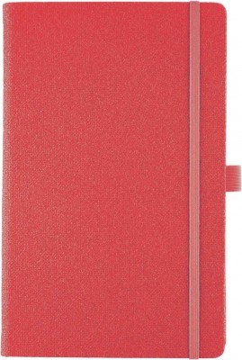 Agenda 13x21cm,Delhi,240pagini,dictando,rosu