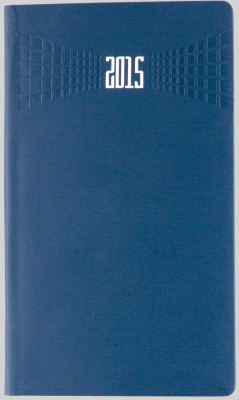 Agenda 8x15cm,datata,Matra,saptamanala,128pagini,albastru