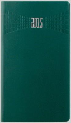Agenda 8x15cm,datata,Matra,saptamanala,128pagini,verde