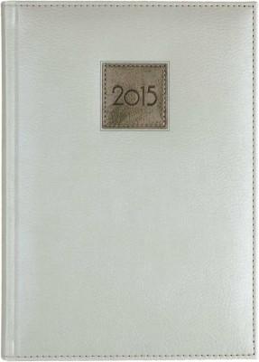 Agenda A4,datata,Everest,saptamanala,128pagini,h.ivory,perla