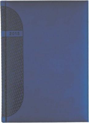 Agenda A4,datata,Kent,saptamanala,128pagini,h.ivory,albastru