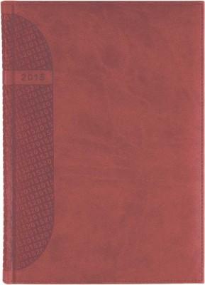 Agenda A4,datata,Kent,saptamanala,128pagini,h.ivory,rosu cardinal