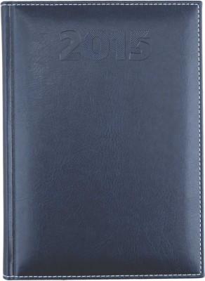 Agenda A4,datata,Sherwood,saptamanala,128pagini,h.ivory,albastru