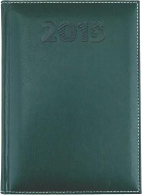 Agenda A4,datata,Sherwood,saptamanala,128pagini,h.ivory,verde