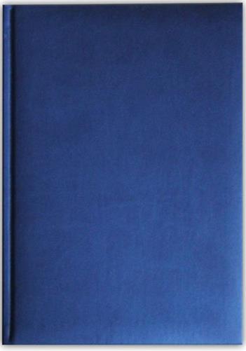 zzAgenda nedatata A5,Kent,224p,albastru chinezesc