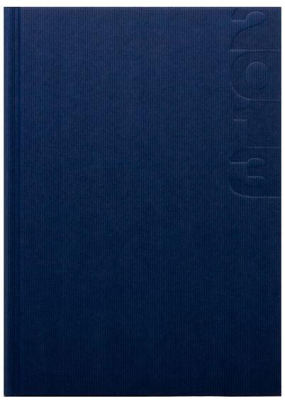 zzAgenda datata A5,Papier,zilnica,320p,albastru
