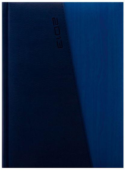 zzAgenda datata A5,Sail,zilnica,320p,albastru/albastru