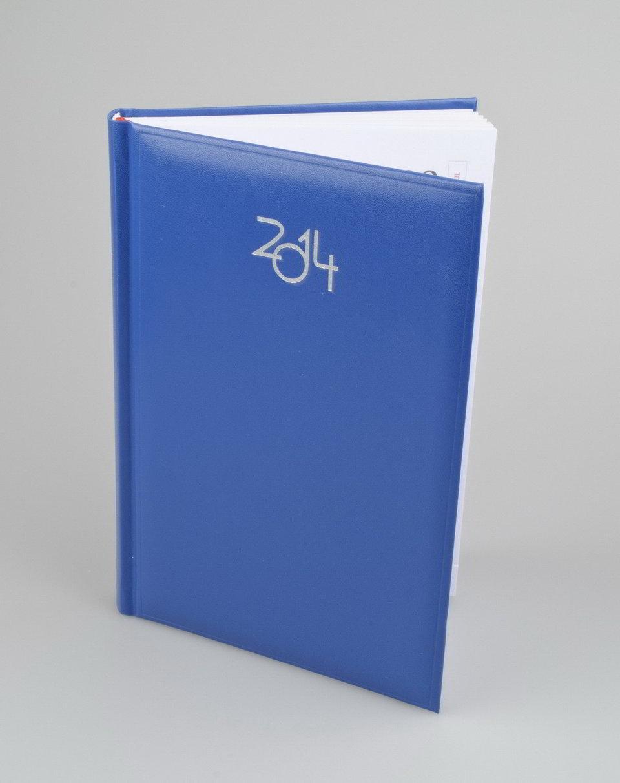 Agenda A5,datata,ArtiBest,albastru inchis