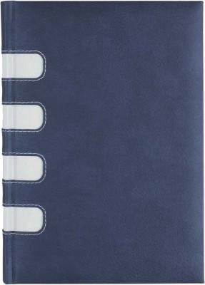 Agenda A5,datata,E-Book,zilnica,320pagini,albastru