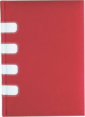 Agenda A5,datata,E-Book,zilnica,320pagini,rosu