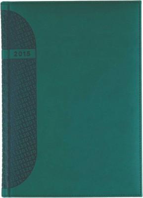 Agenda A5,datata,Kent,320pagini,verde