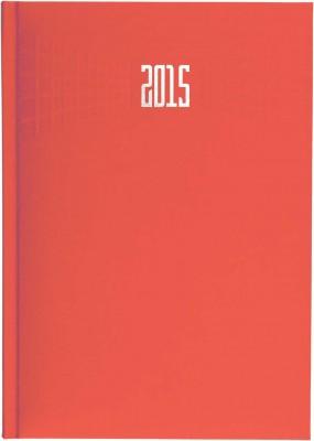 Agenda A5,datata,Matra,zilnica,320pagini,rosu