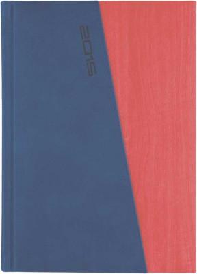 Agenda A5,datata,Sail,zilnica,320pagini,h.ivory,albastru
