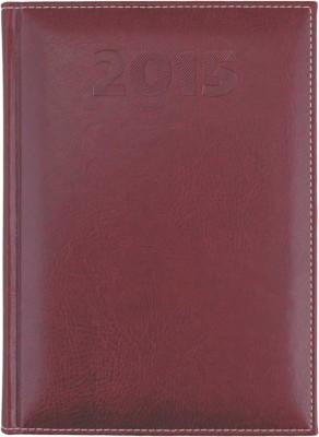 Agenda A5,datata,Sherwood,zilnica,320pagini,h.ivory,maro