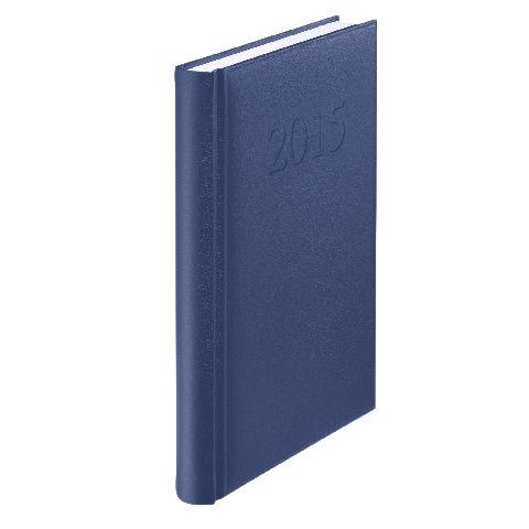 Agenda A5,datata,Standard,zilnica,352pagini,albastru