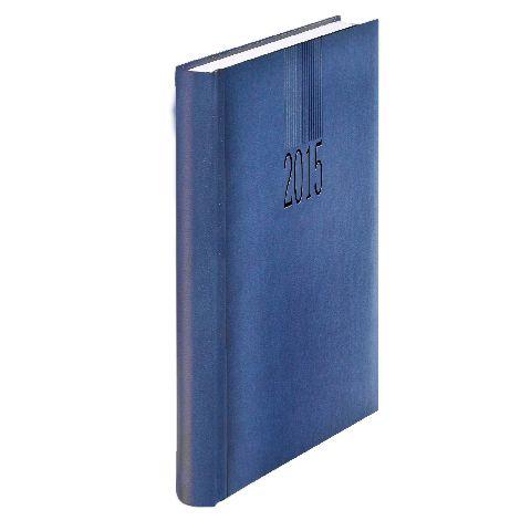 Agenda A5,datata,Tucson,zilnica,352pagini,albastru