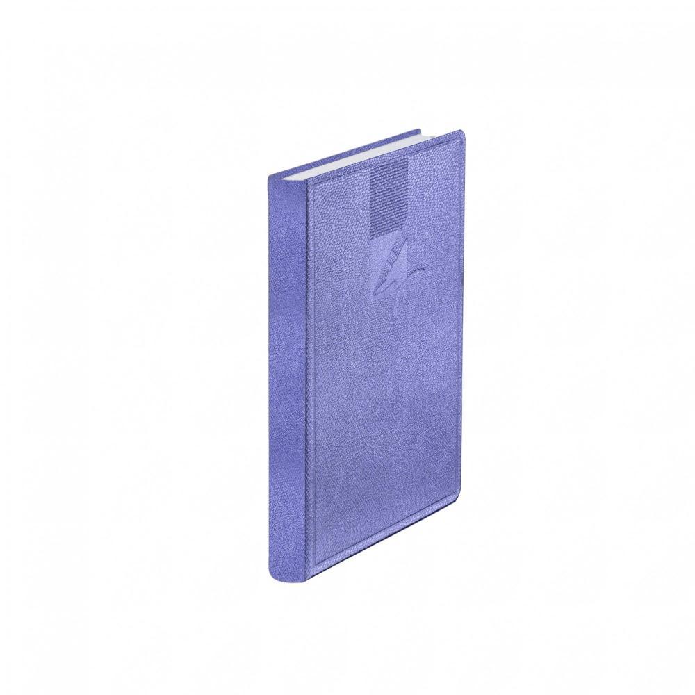 Agenda A6,nedatata,352p,lizard albastru