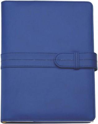Agenda datata 17x24cm,Dora,zilnica,352p,h.ivory,albastru