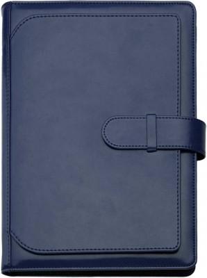 Agenda datata 17x24cm,Nina,zilnica,352p,h.ivory,albastru