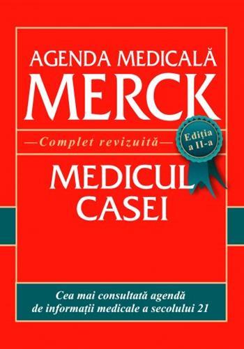 AGENDA MEDICALA MERK. MEDICUL CASEI